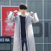 旅行透明雨衣女成人韓國時尚徒步戶外男學生網紅雨披全身長款騎行    韓小姐