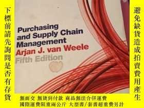二手書博民逛書店Purchasing罕見and Supply Chain Man