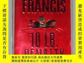 二手書博民逛書店英文原版罕見10 Lb. Penalty by Dick fra
