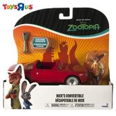 玩具反斗城   動物方城市 尼克的拉風跑車