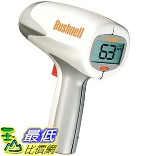 [9美國直購] Bushnell 白色測速槍 101911 Velocity Speed Gun, 10-110 mph - 90 feet away / 16-177 kph - 27 meters