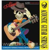 Alice A206SL 銅合金纏弦 民謠吉他弦 (11-52)【Alice吉他弦專賣店/進口吉他弦】
