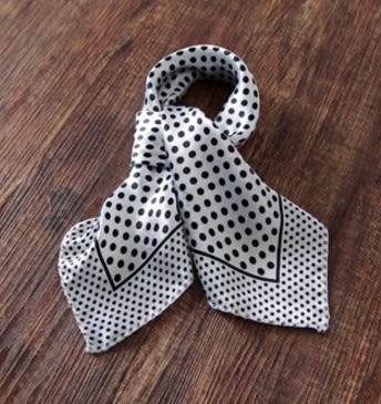 [協貿國際]  銀行空姐職業裝絲巾圍巾方巾 (1入)