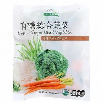 有機綜合蔬菜-統一生機