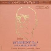 【停看聽音響唱片】【SACD】西貝流士:第五號交響曲