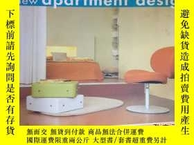 二手書博民逛書店new罕見apartment designY25717 daab