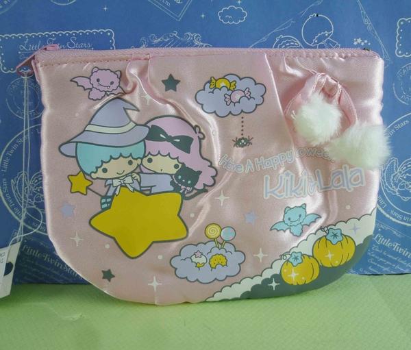【震撼精品百貨】Little Twin Stars KiKi&LaLa 雙子星小天使~面紙化妝包_萬聖節