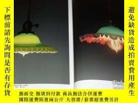 二手書博民逛書店Japanese罕見Retro Lamp shade Light of the Meiji and Taisho