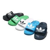 ADIDAS 拖鞋 ADILETTE LITE 大LOGO 運動拖 男女 (布魯克林) FU8299 FU8297 FU8298 FX5905 FX5909