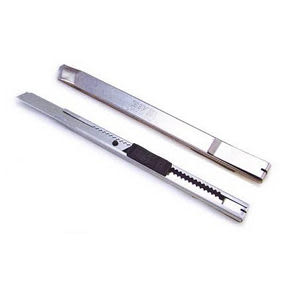 力大不鏽鋼美工刀