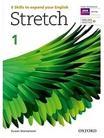 博民逛二手書《Stretch: Level 1: Student s Book