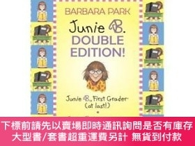 二手書博民逛書店罕見JunieB.DoubleEditionY454646 Barbara Park(巴巴拉·帕克) 著;D