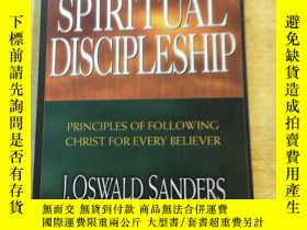 二手書博民逛書店Spiritual罕見Discipleship23470 J.