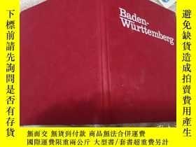 二手書博民逛書店罕見Βαden-WürttembergY15064