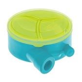 英國 Brother Max 旋轉式奶粉分裝盒 NF1442 奶粉盒 藍