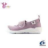 Moonstar月星室內鞋 女童室內鞋 室內鞋 日本製 網布透氣器內鞋 魔鬼氈室內鞋 幼稚園室內鞋 K9625