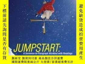 二手書博民逛書店Jumpstart:罕見A Sentence-to-paragraph Worktext With Reading