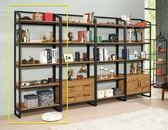 【新北大】B862-1 布朗克斯2.7尺開放書櫃 -2019購