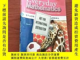 二手書博民逛書店EVERYDAY罕見MATHEMATICS (TEACHERS LESSON GUIDE 1 ,VOLUME 2奇