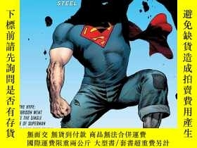 二手書博民逛書店Superman罕見Action Comics Volume 1