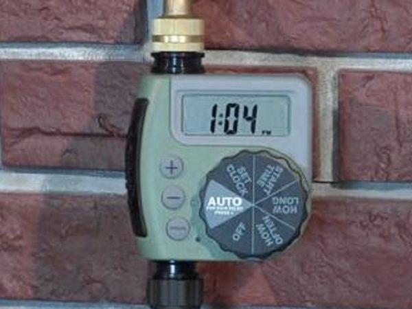 美國ORBIT自動定時灑水器(限定特別款)黑綠色