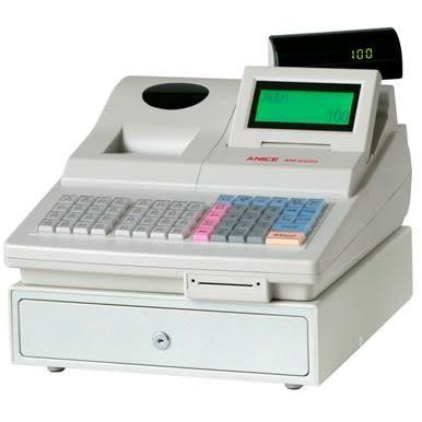 收銀機ANICE AM 6600 中文收據式收銀機