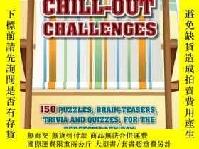 二手書博民逛書店Chill-Out罕見ChallengesY19139 Parr