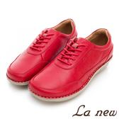 【La new】 氣墊休閒鞋(女*223027654)