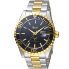 Ogival愛其華夜鷹氚氣燈管潛水型腕錶 3985TGSK