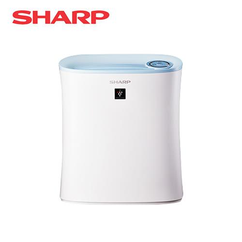 [SHARP 夏普]6.4 坪除菌離子空氣清淨機 FU-H30T-W