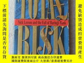二手書博民逛書店Total罕見Risk: Nick Leeson and the