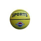 DAA7號素色籃球-黃【愛買】