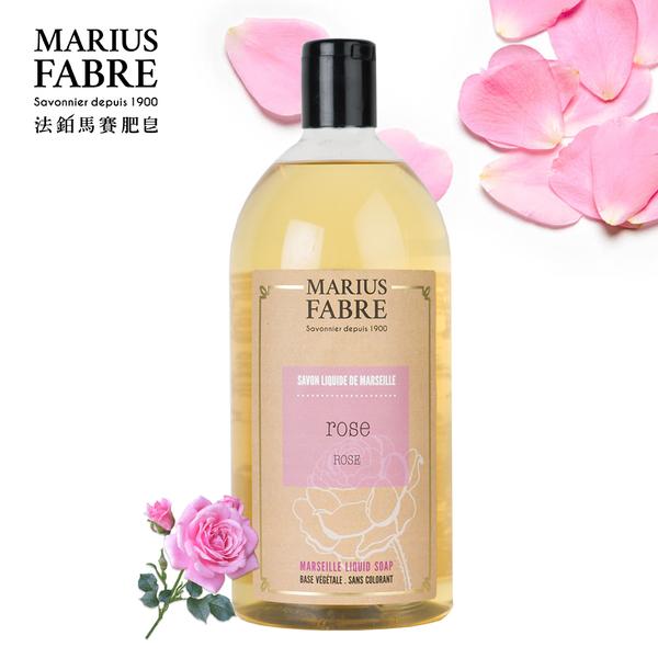 法國法鉑-法蘭西玫瑰草本液體皂/1000ml