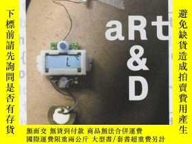 二手書博民逛書店罕見Art&dY364682 Joke Brouwer Nai Publishers v2-organizat