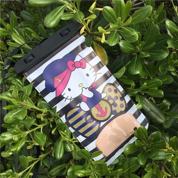 【UTmall】水上活動必備 可觸控 手機防水袋 防水袋 手機袋 遊樂園 水上樂園 滑水道#152