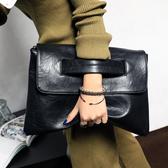 女包 女包女士包大容量簡約手拿包手抓包信封包 ☸mousika