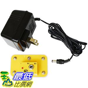 [美國直購] Snap Circuits ACSNAPB 電子工具 Battery Eliminator For use on 120V (不適用240V電壓)