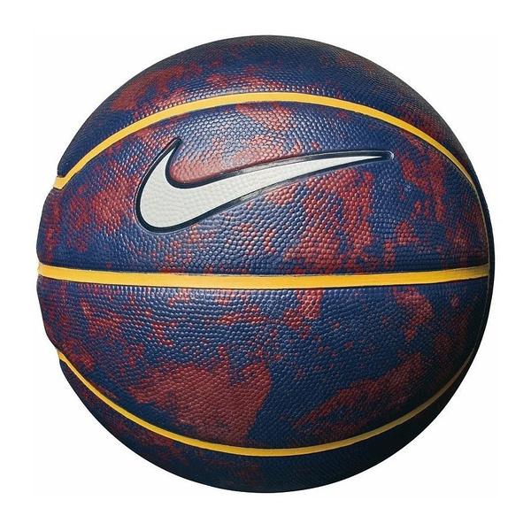 Nike Lebron Playground 8P [NKI1261207] 籃球 7號 深溝 控球準 橡膠 室外 深藍