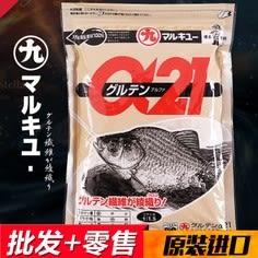 [協貿國際]  日本進口α21鯽魚餌料釣魚魚食窩料