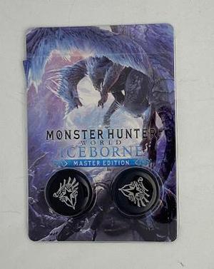 魔物獵人 世界:Iceborne 紋章造型類比墊!全新