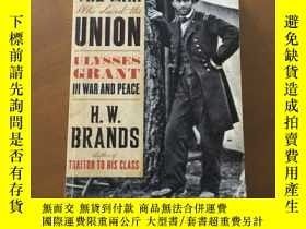 二手書博民逛書店The罕見Man Who Saved the Union Uly