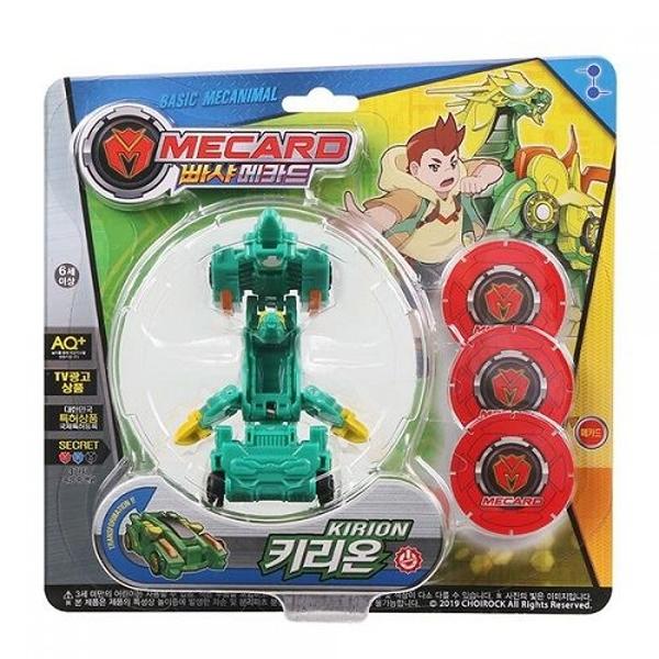 《 百變Mecard 》神光麒麟 / JOYBUS玩具百貨
