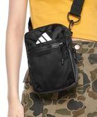 Adidas 側背包 Parkhood 男女款 隨身包 小包 包包 黑白 黑 白 愛迪達 DU2006