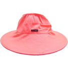 SUNSOUL/HOII/后益---新光感(防曬光能布)---圓桶帽 紅光【有機樂活購】