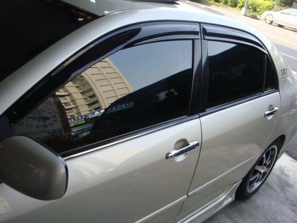【車王小舖】豐田 Toyota 2014年 第11代 ALTIS晴雨窗 ALTIS無限款晴雨窗 altis晴雨窗