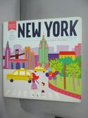【書寶二手書T1/少年童書_LHG】New York: A Book of Colors_Evanson, Ashley