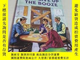 二手書博民逛書店FIVE罕見GIVE UP THE BOOZEY18429 Bruno Vincent Quercus 出版