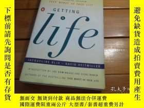 二手書博民逛書店Getting罕見a Life 得到一個生命Y20470 見圖