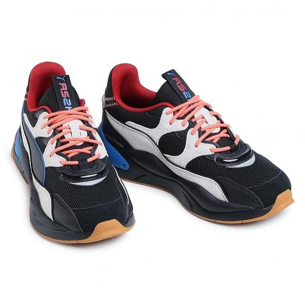 PUMA RS-2K RF 男款黑紅藍基本款運動休閒鞋- NO. 37388701