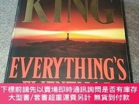 二手書博民逛書店Everything s罕見Eventual[世事無常]Y18380 Stephen King(斯蒂芬·金)